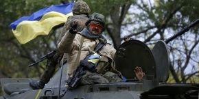 Боевики начали минометный обстрел сил АТО в районе Марьинки и Красногоровки