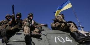 Украинским военным в Счастье направили подкрепление – журналист