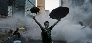 Революция зонтиков в Гонконге