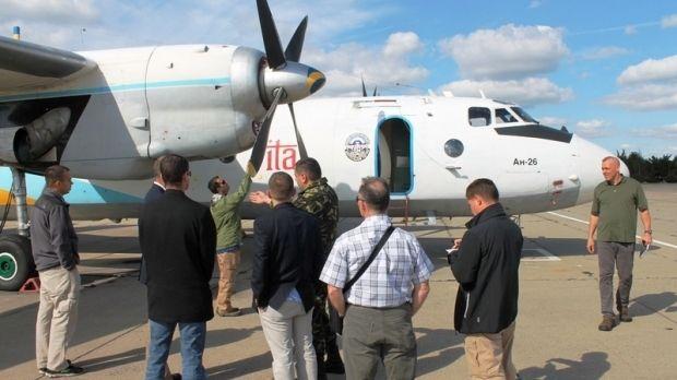 Украинские военные медики встретились с американскими