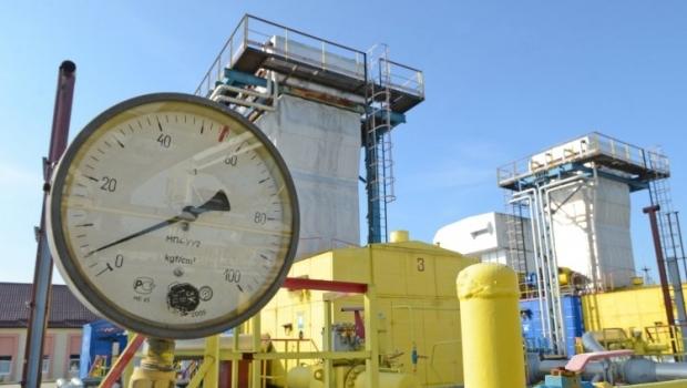 Газпром сократил поставки газа в Украину / Фото УНИАН