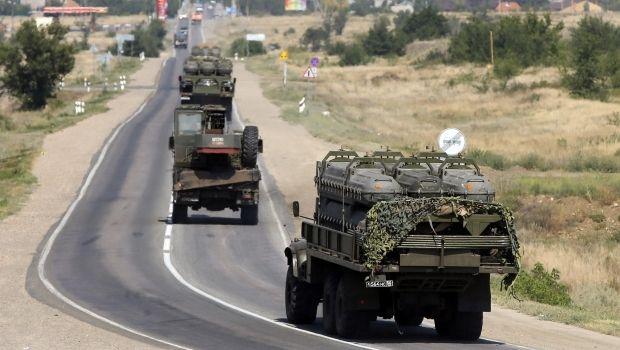 Российской армии на территории