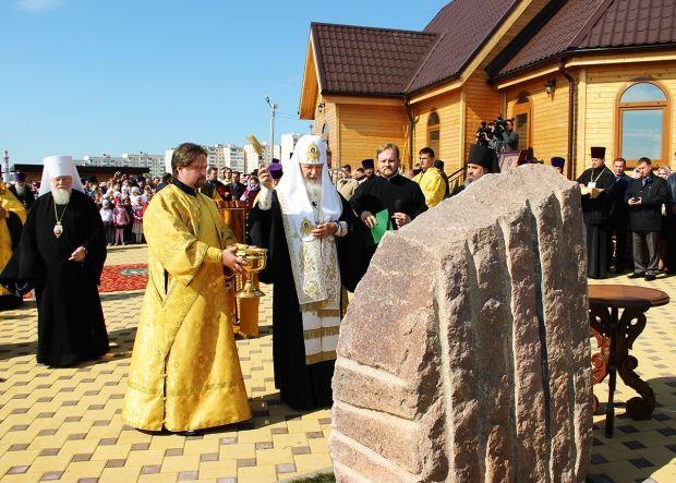 Фото: пресс-служба Новороссийской епархии РПЦ