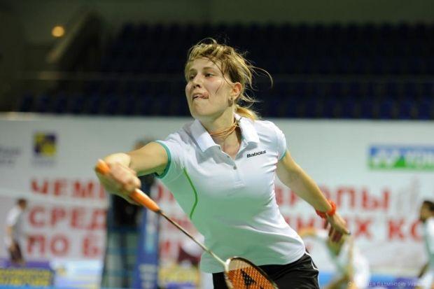 Мария Улитина вошла в четверку сильнейших на турнире в Софии / fbubadminton.org.ua