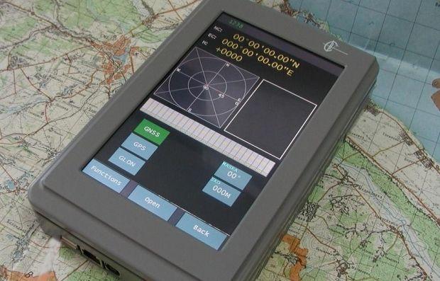 Укроборонпром тестирует новый военный планшет