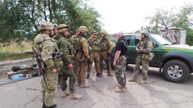 Батальон Киев-2 опровергает заявление о дезертирстве