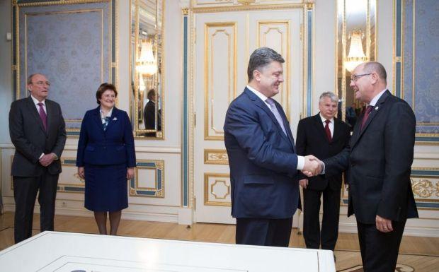 Порошенко призвал ратифицировать Соглашение
