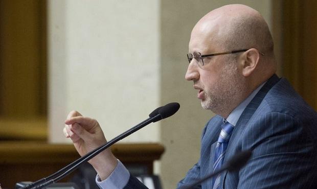 Турчинов считает, что в Раде может сформироваться конституционное большинство