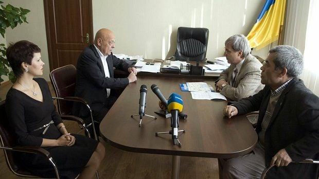 Прес-служба Луганської ОДА