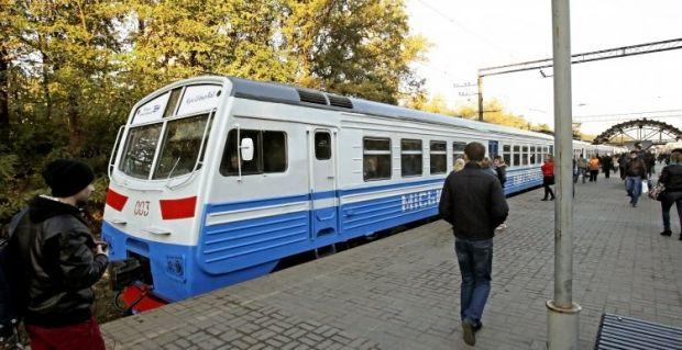 Городская электричка не выгодна киевским властям \Фото УНИАН