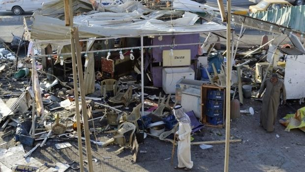 Через теракти в багдаді загинули