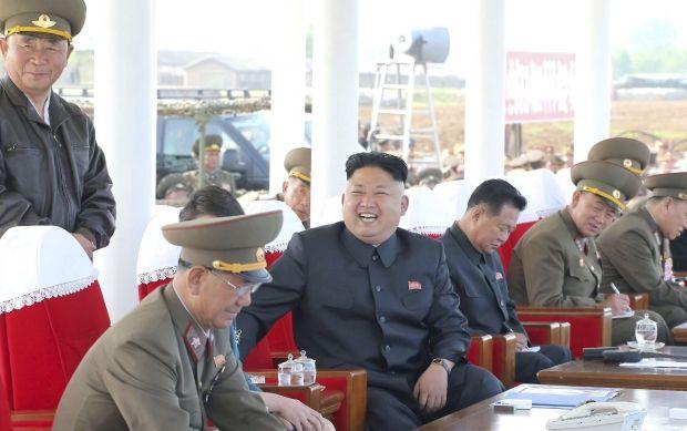 Ким Чен Ын заявил о наличии водородной бомбы у КНДР