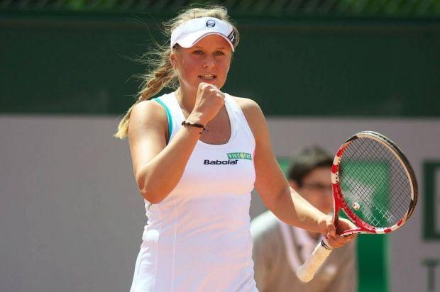 Екатерина Козлова вышла в четвертьфинал турнира в России / sport-xl.org