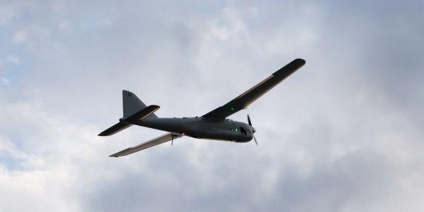 Russian UAV Orlan-10 / MSN