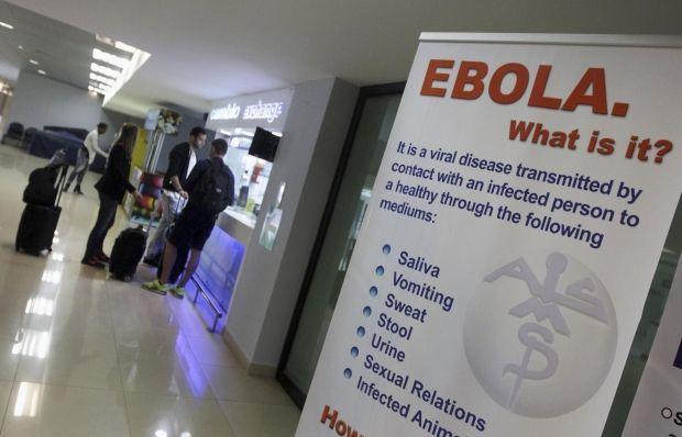 Эбола / REUTERS