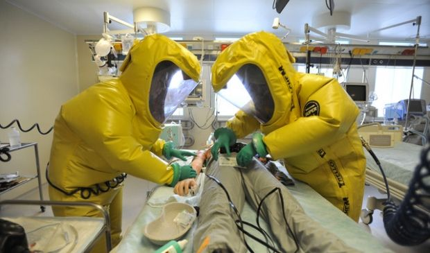 Two African students feared to have Ebola have been hospitalized in Russia / ČTK