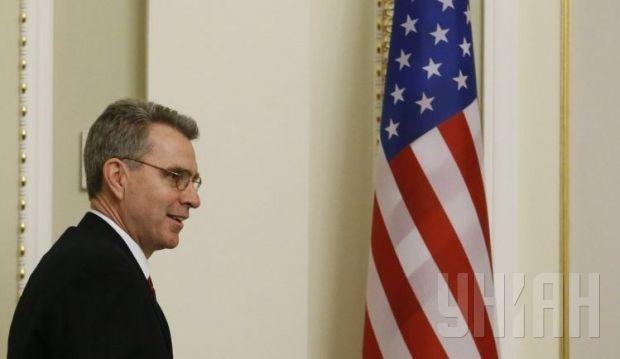 U.S. Ambassador to Ukraine Geoffrey Pyatt / UNIAN