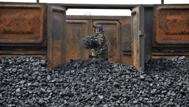 Запасы угля на украинских ТЭС за неделю выросли на 16%