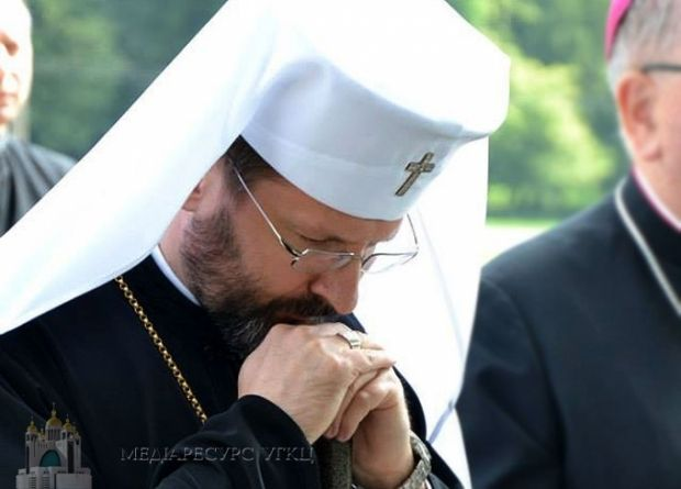 Православной церковью в украине