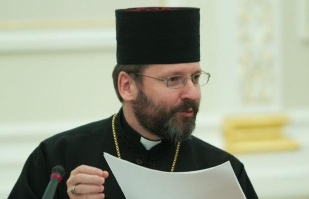 Глава УГКЦ визнав УПЦ МП єдиною канонічною православною церквою / УНІАН
