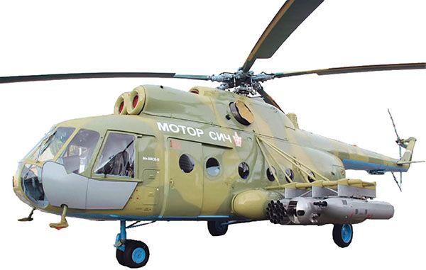 Мотор сич вертолеты / Народная армия