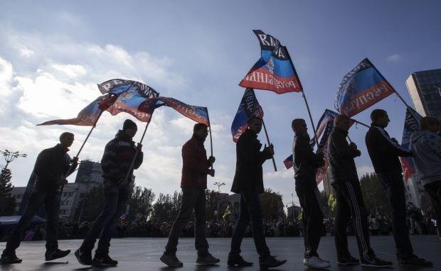 В заявлении о переносе псевдовыборов боевики назвали оккупированную территорию Луганской и Донецкой областями