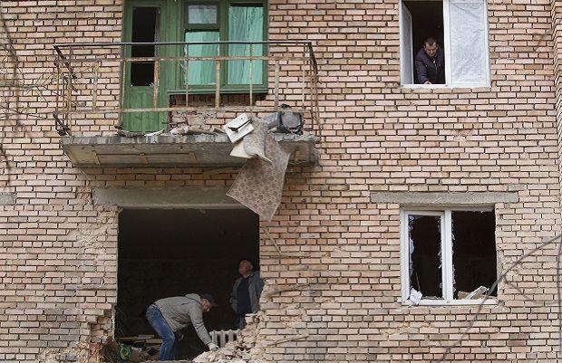 Бойовики обстрілювали один з районів
