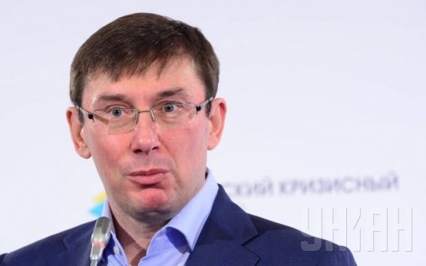 Lutsenko says the Milan summit represented a good chance to put more pressure on Putin / Photo by UNIAN