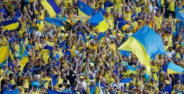 УЕФА не понравилось поведение фанатов на матча Беларусь - Украина / sport-xl.org