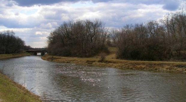Канал Северский Донец - Донбасс
