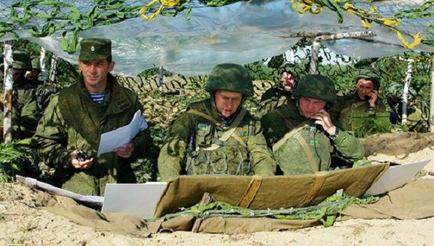 NSDC says Russian troops are still camped on Ukrainian-Russian border / Photo by Russian Defense Ministry