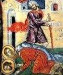 23 октября – память святых мучеников Евлампия и Евлампии