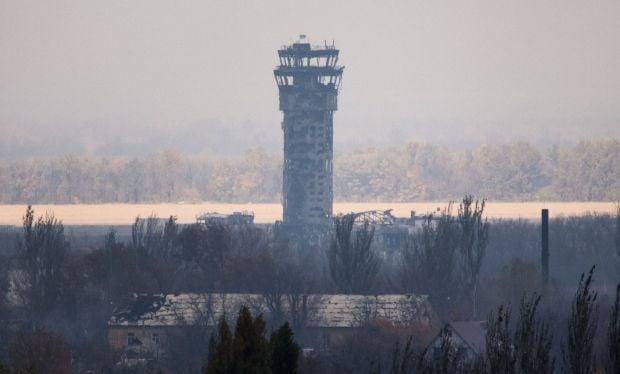 1414236665-2835 Завтра военные Украины и России попытаются договориться об аэропорте в Донецке - ОБСЕ