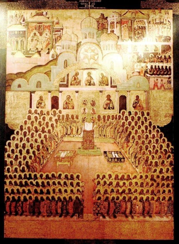 """Результат пошуку зображень за запитом """"память святих отців 7 вселенського собору"""""""