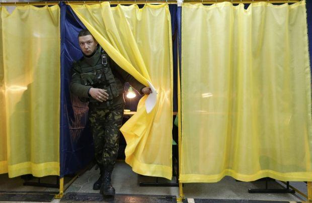 В Киевсовет проходят 8 партий — опрос