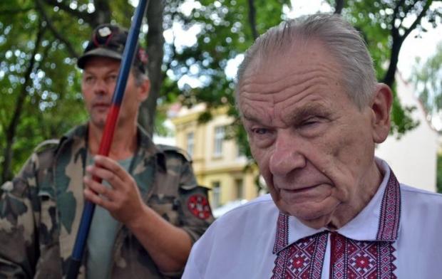 Шухевича предлагают как кандидата на приведение депутатов к присяге