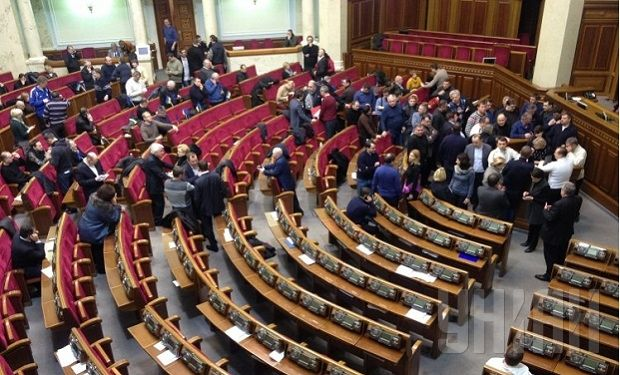 The new parties in Ukraine's Rada say they will prioritize decentralization and other key reforms in Ukraine / Photo by UNIAN