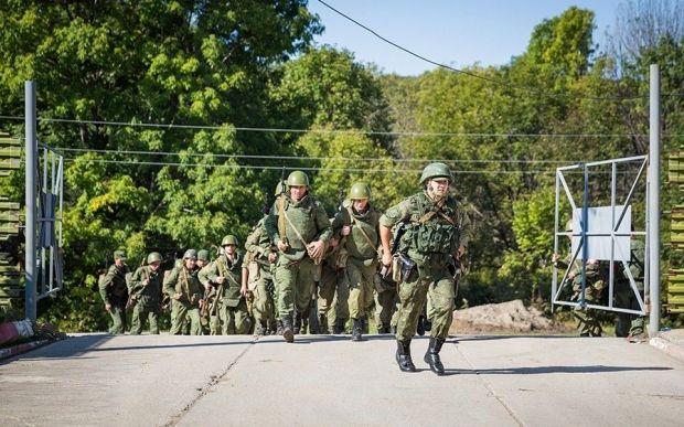 Ілюстративне зображення: російські військові / Минобороны.рф