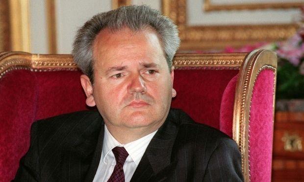 Ес снял санкции против милошевича