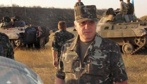 Генерал Петр Литвин / infoua.biz