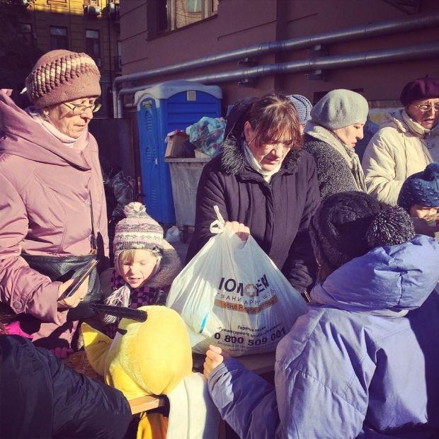 Фото: Пресс-служба Гуманитарного штаба Рината Ахметова