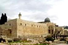 Израиль полностью закрыл доступ к мечети Аль-Акса для мусульман
