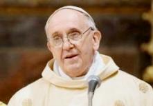 Папа Франциск назвал христианскую жизнь непрерывной битвой с дьяволом