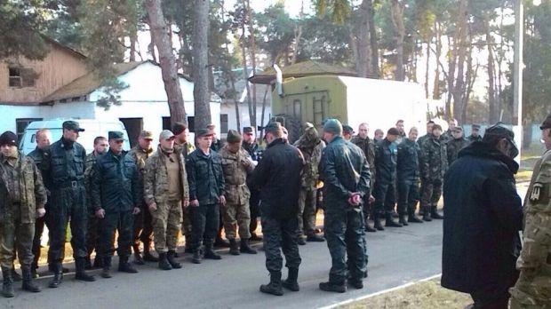Бойцы пройдут новое экспериментальное обучение / battalion-donbass.info
