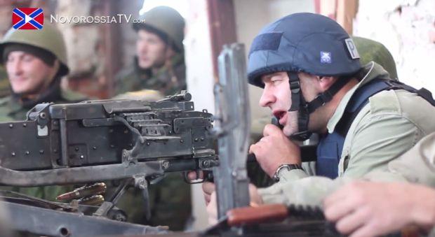 """Террористы обстреляли из """"Града"""" ряд населенных пунктов на Донбассе, - пресс-центр АТО - Цензор.НЕТ 7513"""