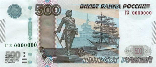 Падение российского рубля усиливается / cbr.ru