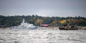 Швеція припинила пошуки невловимого підводного човна
