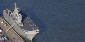 Russia threatens to sue France over Mistral contract breach
