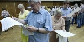 Nearly five million Ukrainians unable to vote in early Rada elections
