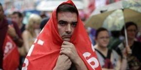 Около миллиона человек вышли на улицы Рима с протестом против реформы рынка труда